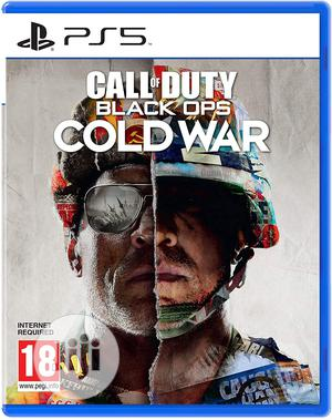 Call of Duty Black Ops: Cold War - PS5 | Video Games for sale in Lagos State, Surulere