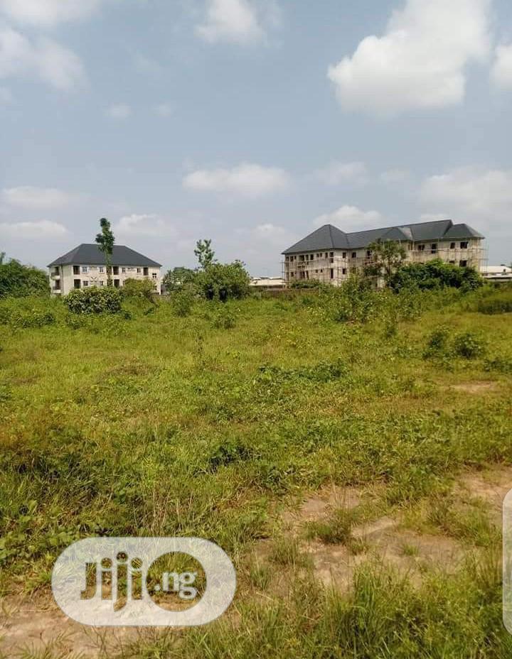 One Plot of Land in Awka Anambra State Foe Sale