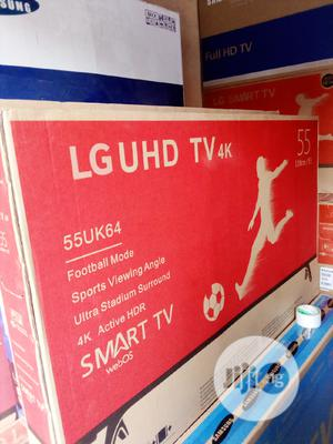 55 Inches LG TV | TV & DVD Equipment for sale in Lagos State, Ojo