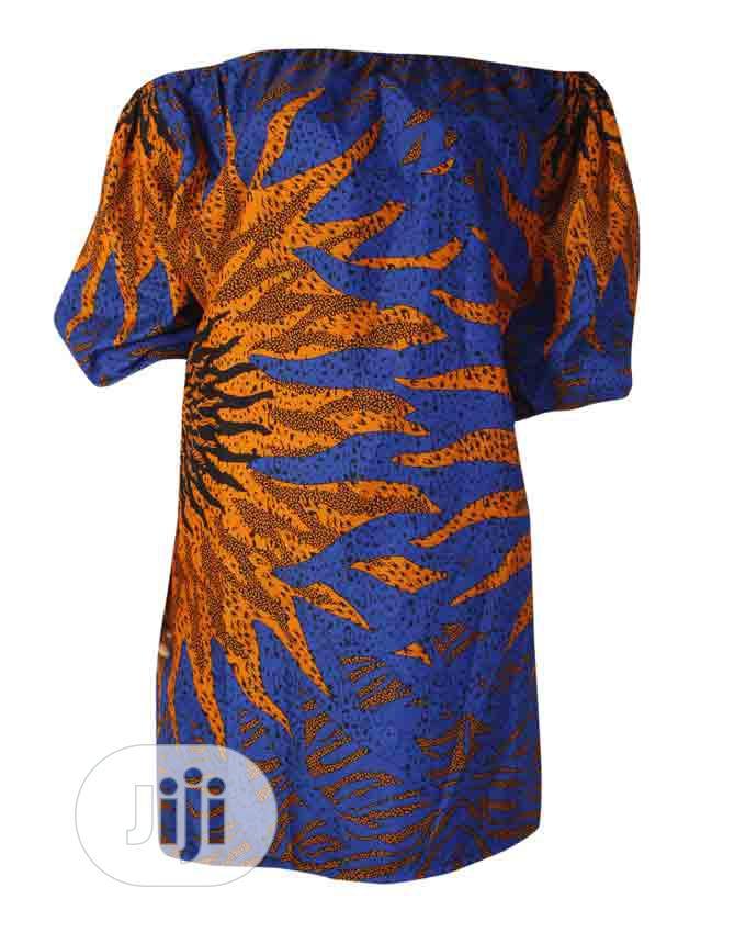 Archive: ABM Ankara Dress