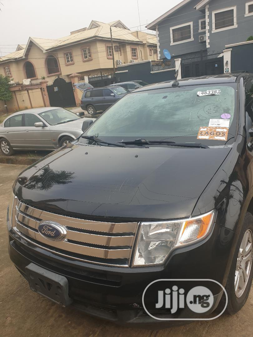 Archive: Ford Edge 2010 SE 4dr FWD (3.5L 6cyl 6A) Black
