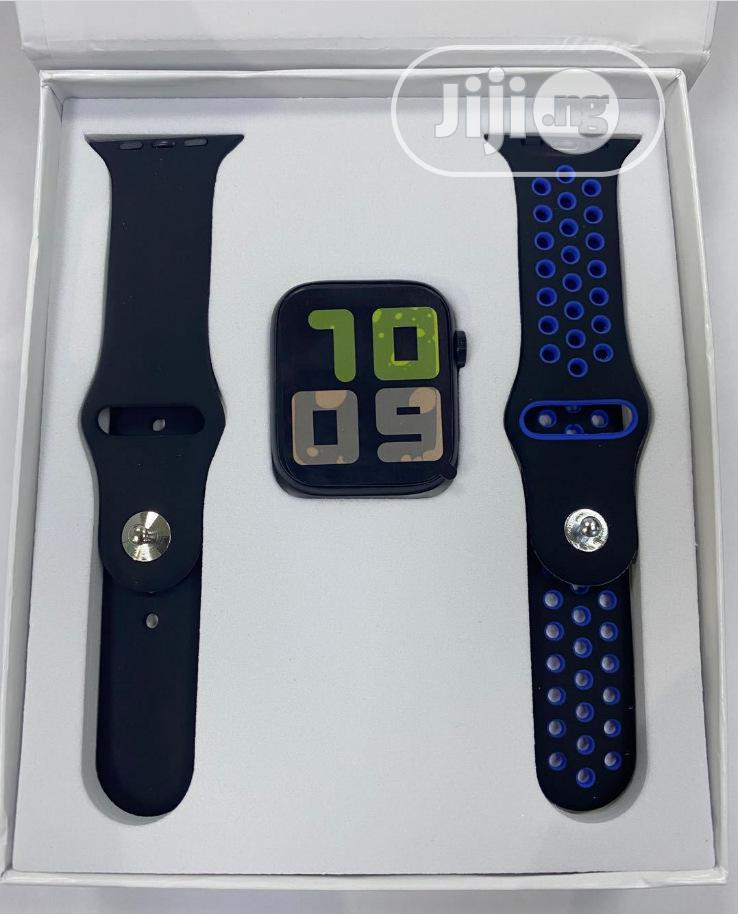 T55 Smartwatch | Smart Watches & Trackers for sale in Amuwo-Odofin, Lagos State, Nigeria