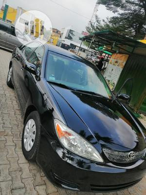Toyota Camry 2004 Black   Cars for sale in Lagos State, Ojodu