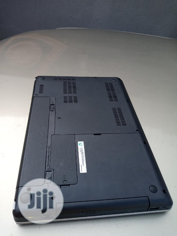 Laptop Lenovo ThinkPad Edge E540 4GB Intel Core I5 HDD 500GB