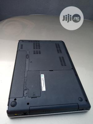 Laptop Lenovo ThinkPad Edge E540 4GB Intel Core I5 HDD 500GB   Laptops & Computers for sale in Oyo State, Ona-Ara