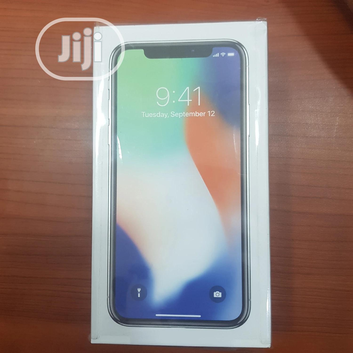New Apple iPhone X 64 GB White | Mobile Phones for sale in Warri, Delta State, Nigeria