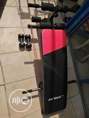 Brand New Sit-up Bench | Sports Equipment for sale in Lagos State, Mushin