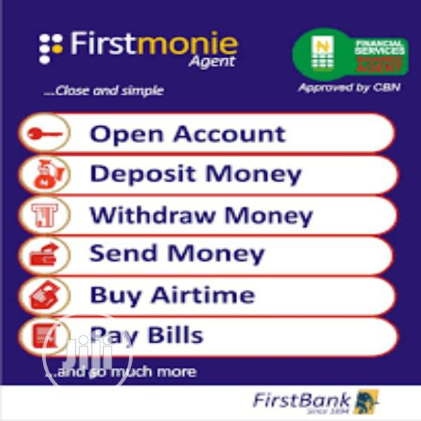 First Monie Sales Agent | Other Services for sale in Idemili, Anambra State, Nigeria