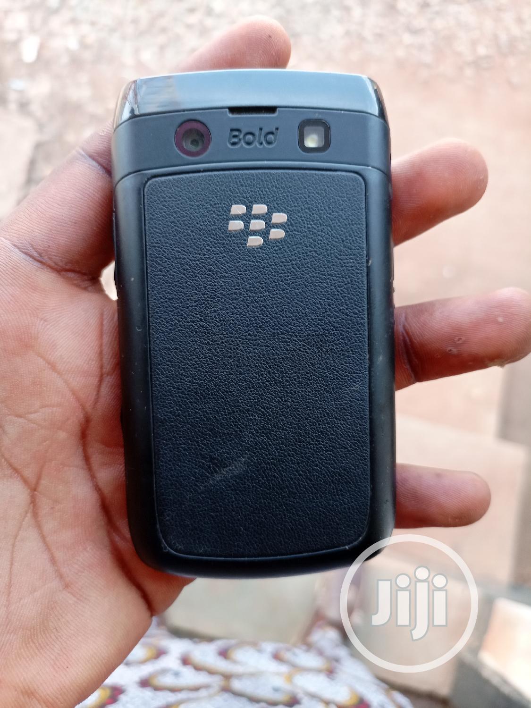BlackBerry Bold 9700 Black