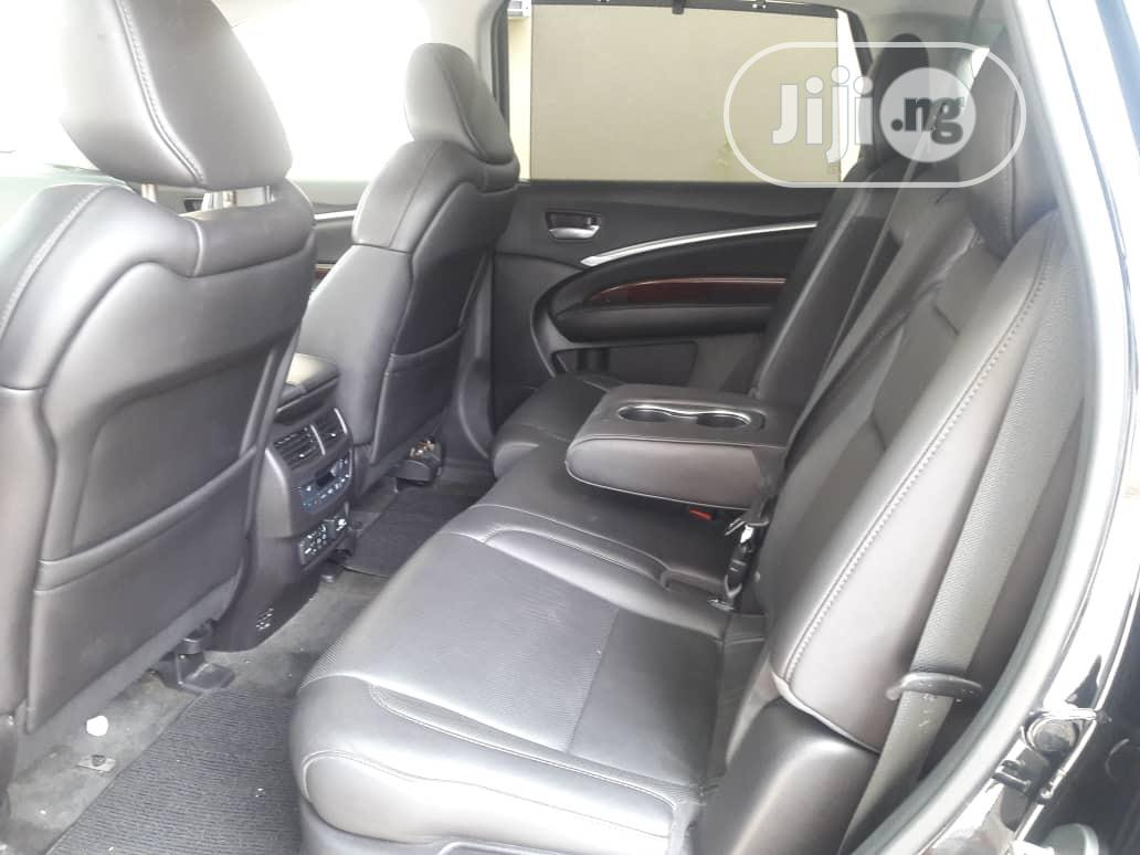 Archive: Acura MDX 2014 Black