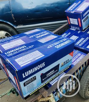 Luminous 200ah 12v Solar Battery | Solar Energy for sale in Lagos State, Ikeja