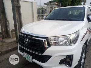 Toyota Hilux 2019 SR 4x4 White | Cars for sale in Lagos State, Amuwo-Odofin