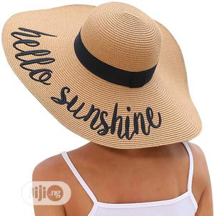 Ladies Beach Hat | Clothing Accessories for sale in Lagos State, Amuwo-Odofin
