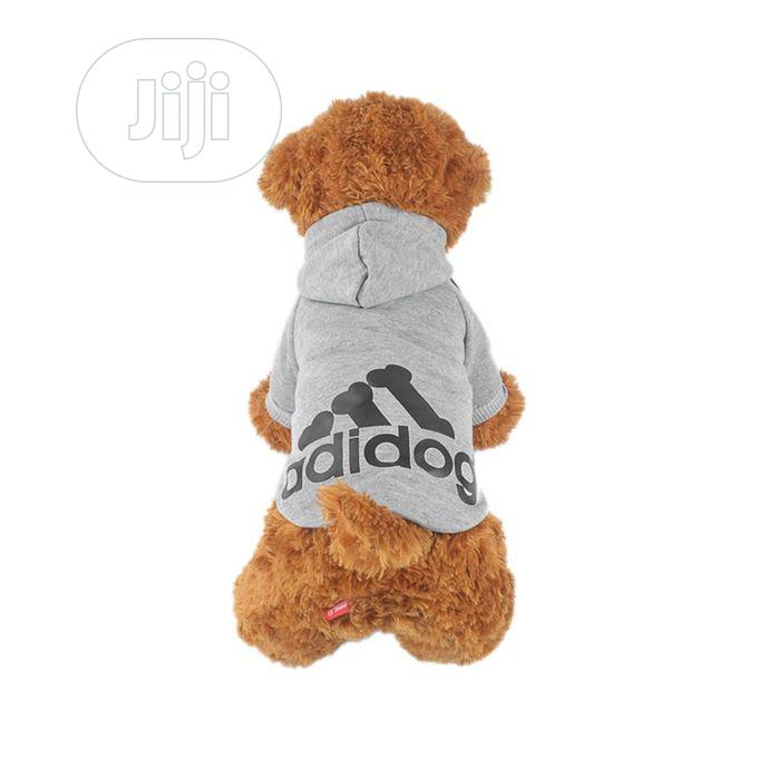 Archive: Dog Clothes Large Size Winter Autumn Coat Big Dogs Hoodie