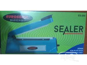 Eurosonic Heat Sealing Machine   Manufacturing Equipment for sale in Lagos State, Lagos Island (Eko)