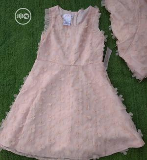 A Light Pink Sleeveless Dress   Children's Clothing for sale in Lagos State, Magodo