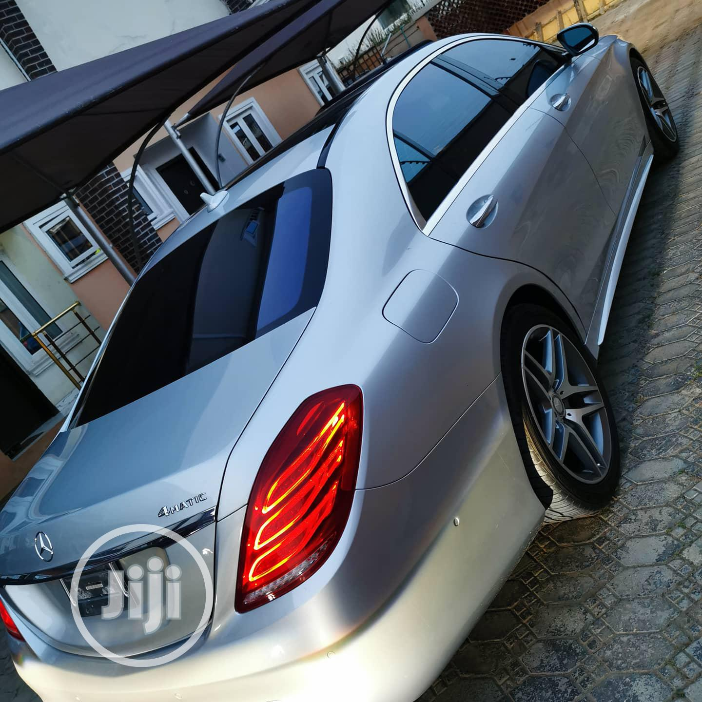 Mercedes-Benz S Class 2015 Silver   Cars for sale in Lekki, Lagos State, Nigeria