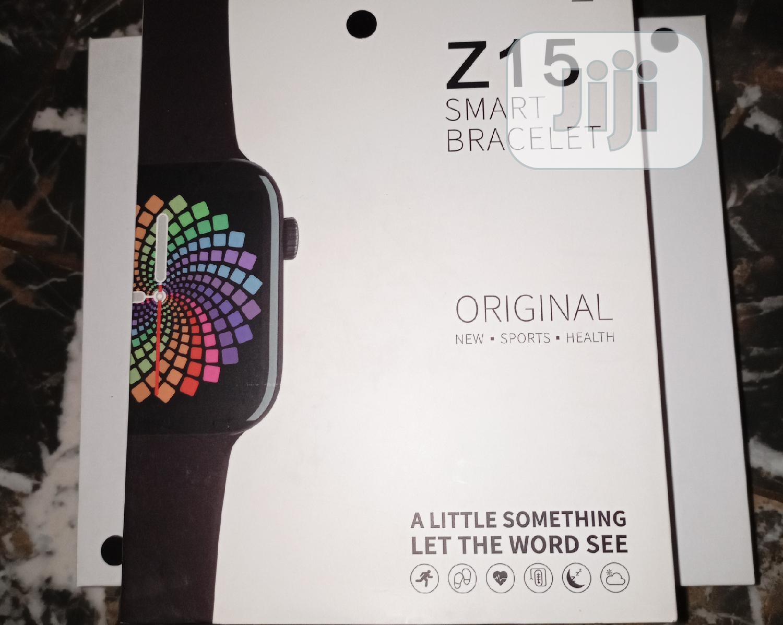 Z15 New Smart Watch!