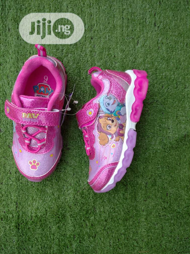 Archive: Paw Patrol Canvas For A Princess