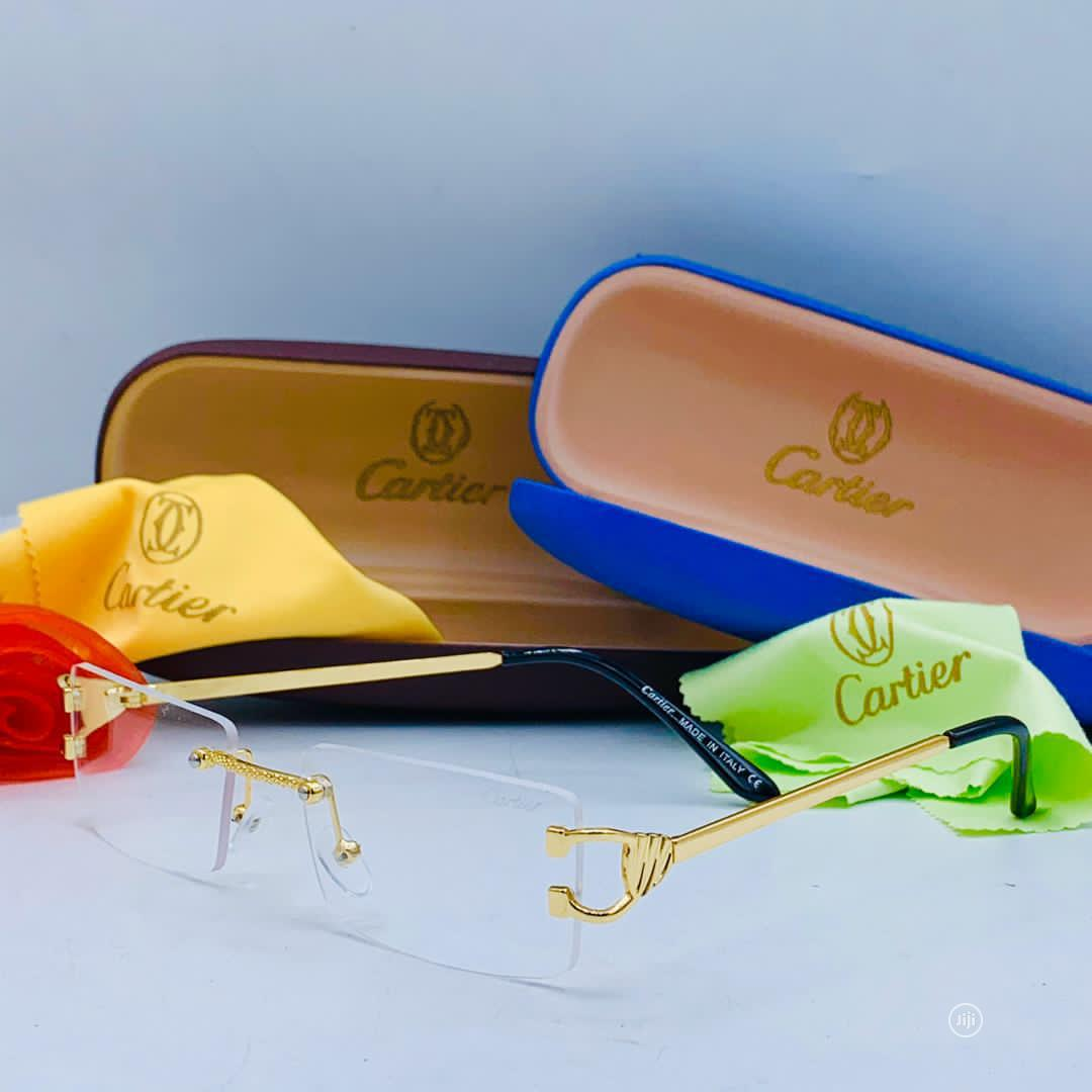 Cartier Glasses | Clothing Accessories for sale in Lagos Island (Eko), Lagos State, Nigeria