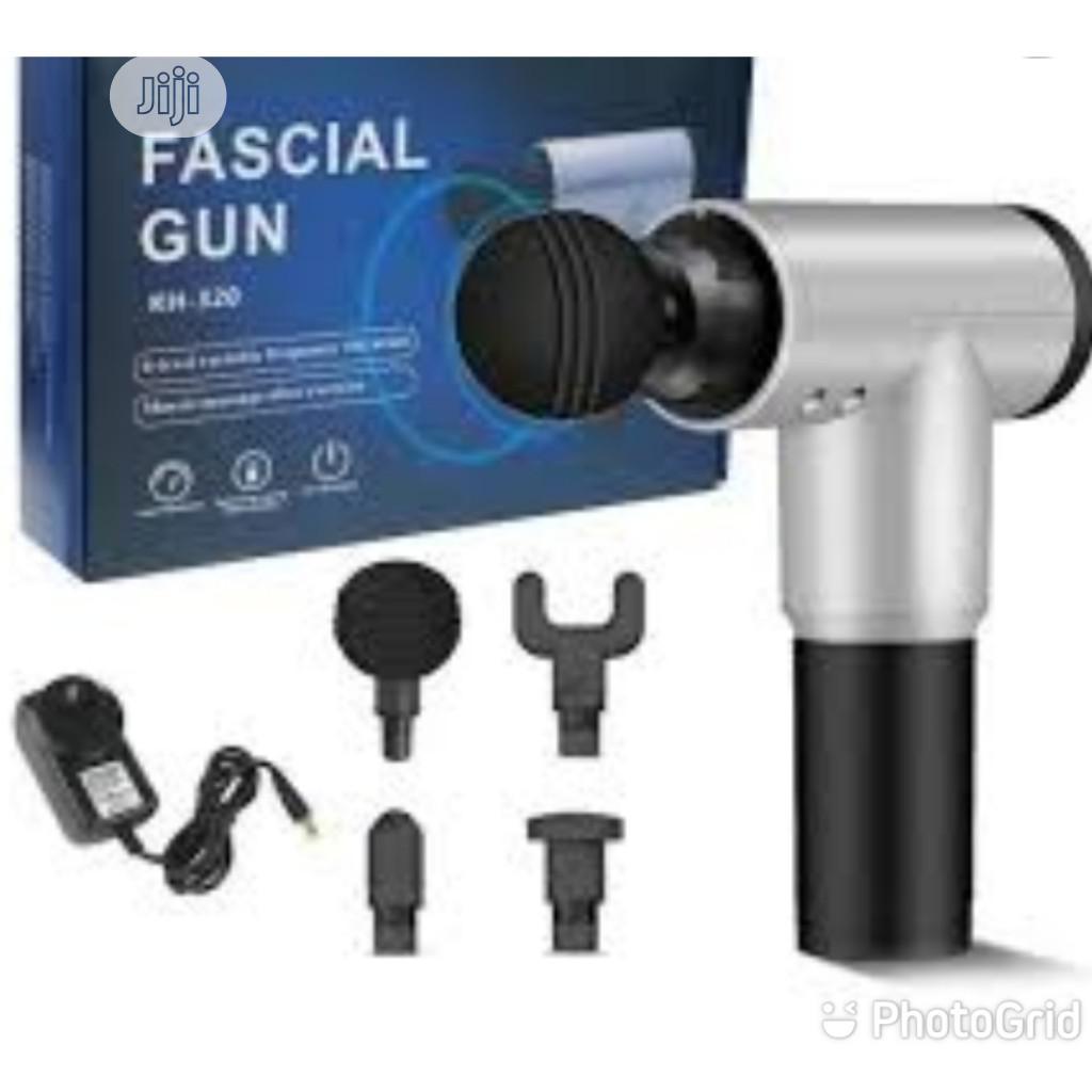 Facial Gun Massage