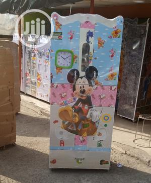 Long Wardrobe For Baby's Clothes | Children's Furniture for sale in Lagos State, Lagos Island (Eko)
