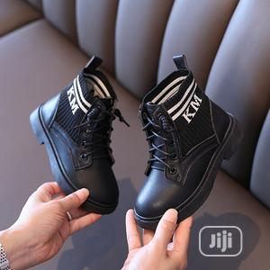 Boys High Top Sneakers | Children's Shoes for sale in Lagos State, Ikorodu