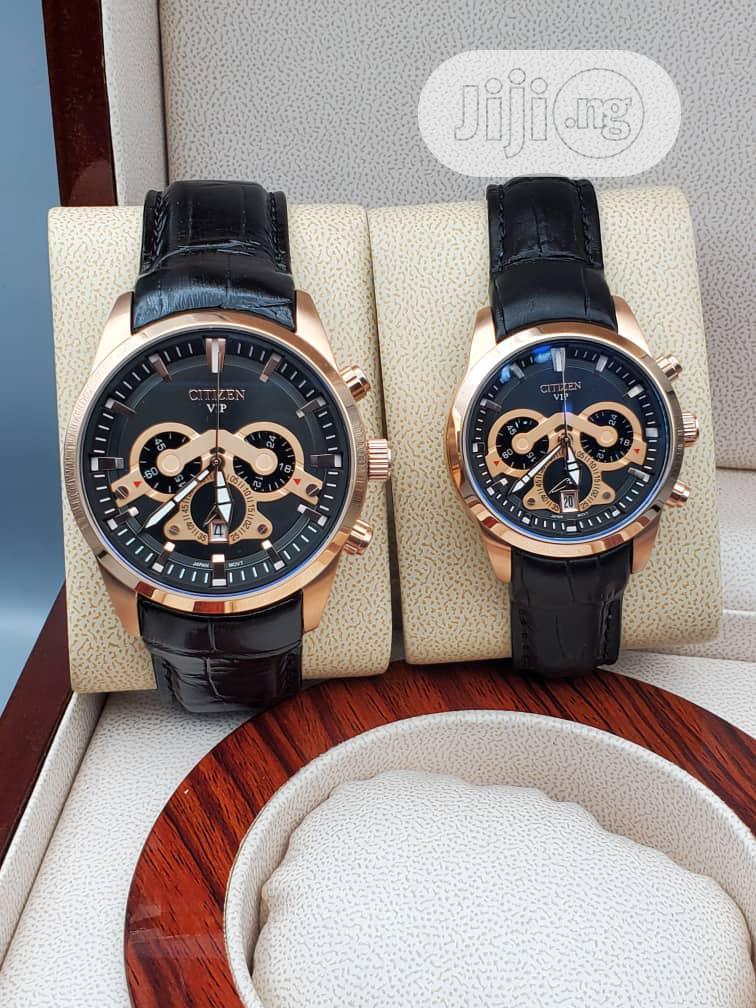 Original Leather Wrist Watch   Watches for sale in Lagos Island (Eko), Lagos State, Nigeria