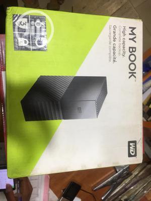 WD 6TB My Book Desktop External Hard Drive – USB 3.0 | Computer Hardware for sale in Lagos State, Ikeja