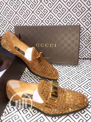 Louis Vuitton Golden Shoe | Shoes for sale in Lagos State, Lagos Island (Eko)