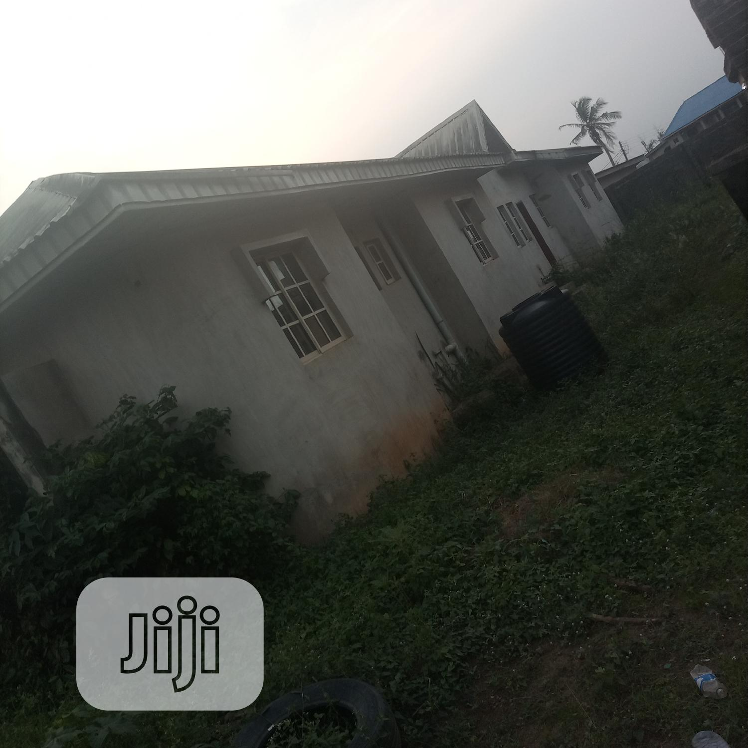 For Sale. 2nos of 3bedroom Flat on a Plot at Ait, Alagbado