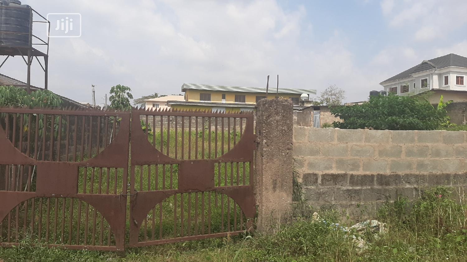 About 1100sm Land at Oluyole Estate Extension