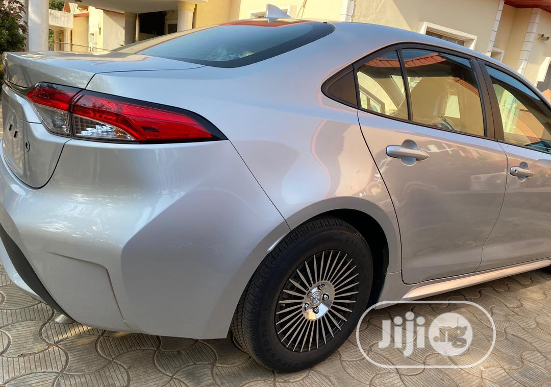 New Toyota Corolla 2020 XLE Silver | Cars for sale in Central Business Dis, Abuja (FCT) State, Nigeria