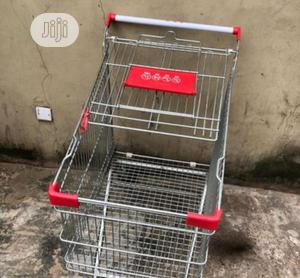 Supermarket Trolley | Store Equipment for sale in Lagos State, Ojo