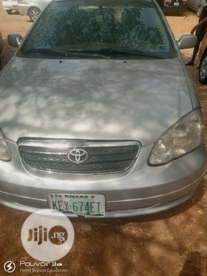 Toyota Corolla 2007 LE Silver | Cars for sale in Abuja (FCT) State, Central Business Dis
