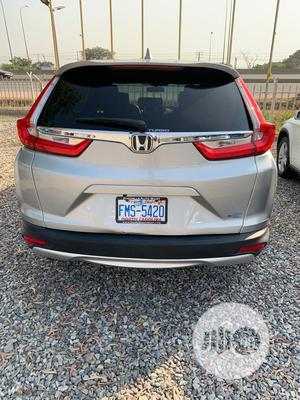 Honda CR-V 2018 Silver | Cars for sale in Abuja (FCT) State, Gwarinpa