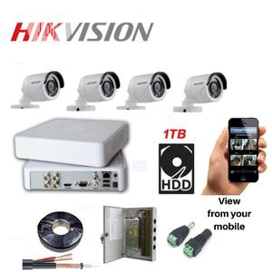 4 Channel CCTV Combo 26-07 | Security & Surveillance for sale in Lagos State, Alimosho