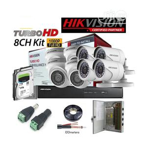 8 Channel CCTV Combo 26-07 | Security & Surveillance for sale in Lagos State, Alimosho