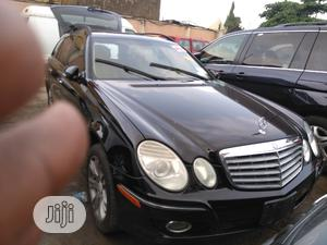 Mercedes-Benz E350 2009 Black   Cars for sale in Lagos State, Ikeja