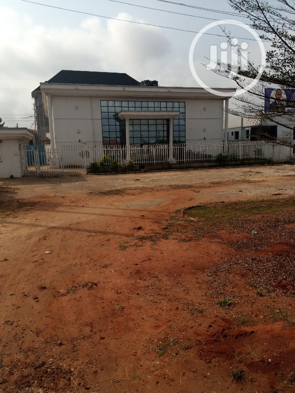 Eco Bank by Express Close to Aroma for Sale | Commercial Property For Sale for sale in Awka, Anambra State, Nigeria