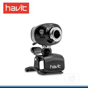 Havit HV-N5079 Webcam Pro HD 30w Video Calling, USB 2.0 | Computer Accessories  for sale in Lagos State, Ikeja