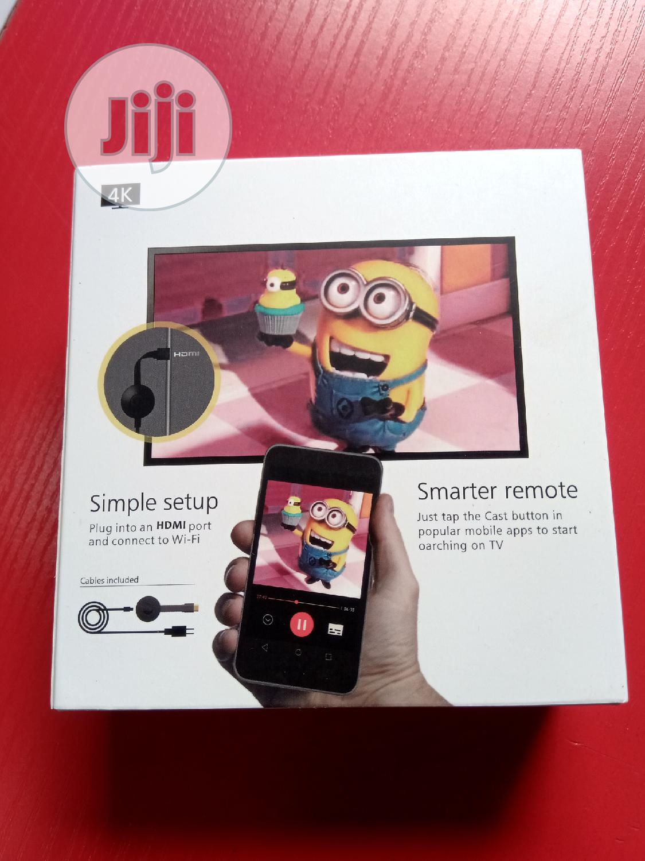 Archive: Google Chromecast Wireless TV Streaming Device HDMI Dongle