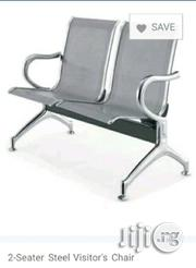 Office Metal Visitor Chair | Furniture for sale in Lagos State, Ojo