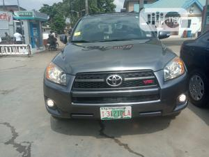 Toyota RAV4 2011 3.5 Sport Gray   Cars for sale in Lagos State, Isolo