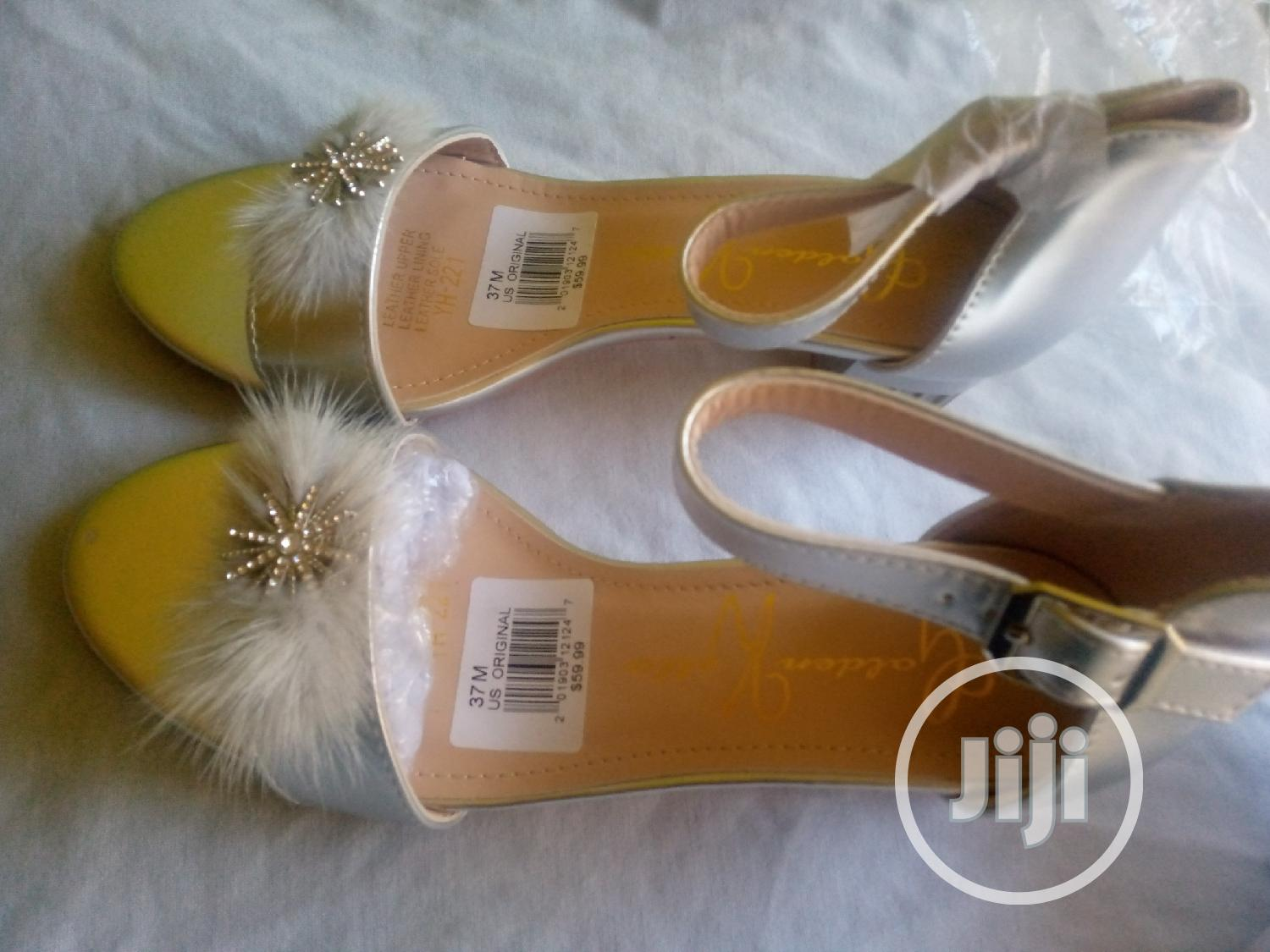 Female Block Heel Sandal | Shoes for sale in Ogba, Lagos State, Nigeria