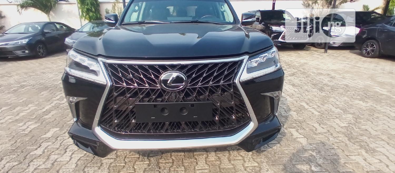New Lexus LX 2020 Black | Cars for sale in Lekki, Lagos State, Nigeria