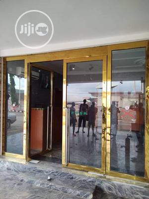 Swing Glass Door | Doors for sale in Abuja (FCT) State, Garki 1