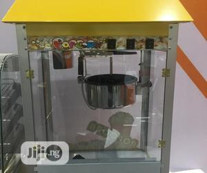Top Grade Yellow Popcorn Machine   Restaurant & Catering Equipment for sale in Lagos State, Surulere