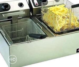 Table Top Double Deep Fryer Electric   Restaurant & Catering Equipment for sale in Lagos State, Surulere