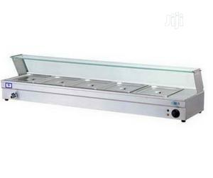 5 Pans Electric Glass Cover Counter Top Bain Marie   Restaurant & Catering Equipment for sale in Lagos State, Ojo
